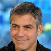 Clooney wants to swap with Branson?
