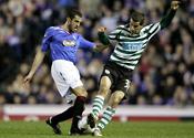 Rangers' Uefa Cup hopes stutter