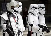 Star Wars Stormtrooper invades court
