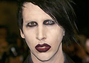 Manson's girl warns of his deadly drink