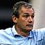 Scotland boss calls for England clash
