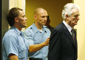 Karadzic wants UN judge dismissed