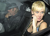 Is Rhys Ifans back with Kimberly Stewart?