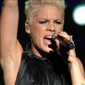 Pink's record about 'heartbreak'