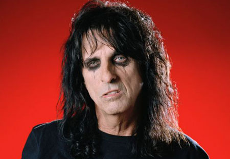 Rock 'God' Alice Cooper