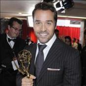 Jeremy claims third Emmy