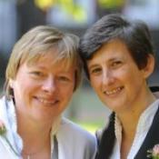 Minister weds lesbian partner