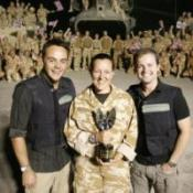Ant and Dec survive Taliban attack