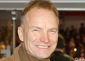 Sting has lent his support to the Isis project