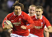 Henson named in Wales squad