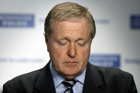 Sir Ian Blair was accused of witness tampering