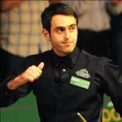 O'Sullivan books place in final