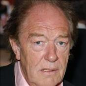 Gambon to become daddy at 68