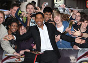 Will Smith favourite to play Obama