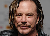 Mickey Rourke: 'I started acting to impress girls'