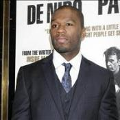 Mickey Rourke to work with 50 Cent