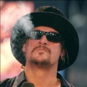 Kid Rock parties with Good Charlotte