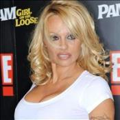 Pamela Anderson living in trailer
