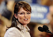 Palin sorry 'to cost one vote'