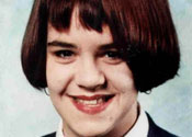Schoolgirl Vicky 'acted like normal teenager'