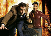 Dr Who's bad back is a Shakespeare tragedy