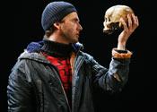 Human skull dropped in David Tennant play