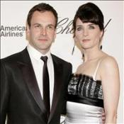 New baby son for Jonny Lee Miller