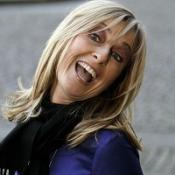 Fond farewell for GMTV star Fiona