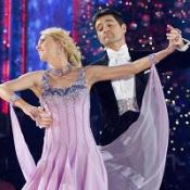 Tom waltzes off with Strictly crown