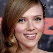 Scarlett happy with secret wedding