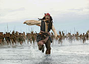 Disney in boob-flashing row over Jack Sparrow