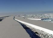 Antarctica warming 'quicker than feared'