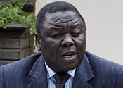 Zimbabwe opposition in last-ditch talks with Mugabe