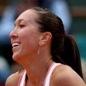 Jankovic happy being number one