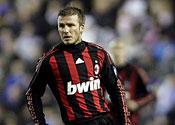 Capello ready to hand Beckham England recall