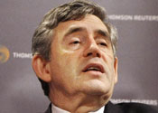 Gordon Brown is facing is most difficult time after seven ministers quit