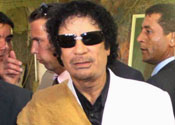 Gaddafi pushes for 'United States of Africa'