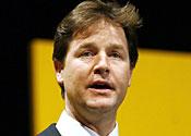 Third son for Lib Dem leader Nick Clegg