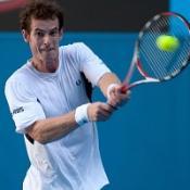 Rotterdam win for Murray