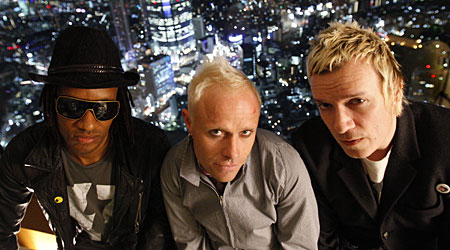 The Prodigy are playing the Isle of Wight festival
