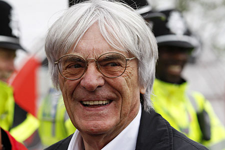 Ultimatum: Formula One powerbroker Bernie Ecclestone