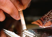 Drugs: nearly 1,000 Britons were arrested worldwide for drugs offences in the past year