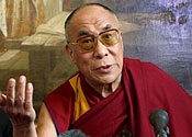 Tibet 'hell on earth' under Chinese rule