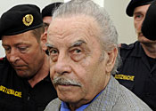 Fritzl sentenced to life in psychiatric hospital