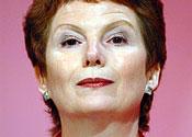 Resignation: Hazel Blears