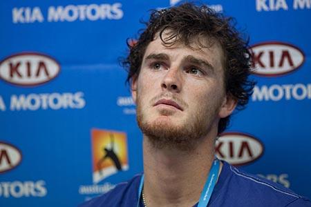 Jamie Murray Australian Open