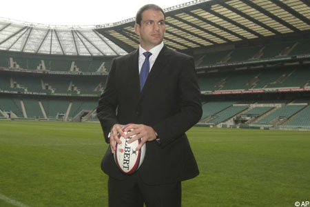 England boss Martin Johnson believes Olympic status will be good for rugby union
