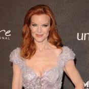 Marcia Cross played Dr Kimberly Shaw in Melrose Place