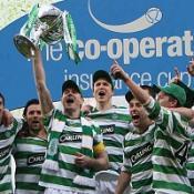 Hoops win tense Old Firm final