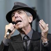 Leonard Cohen to play open-air show